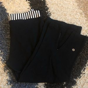 Lululemon capris size 10 (dot verified)